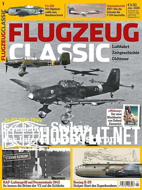 Flugzeug Classic – Januar 2020