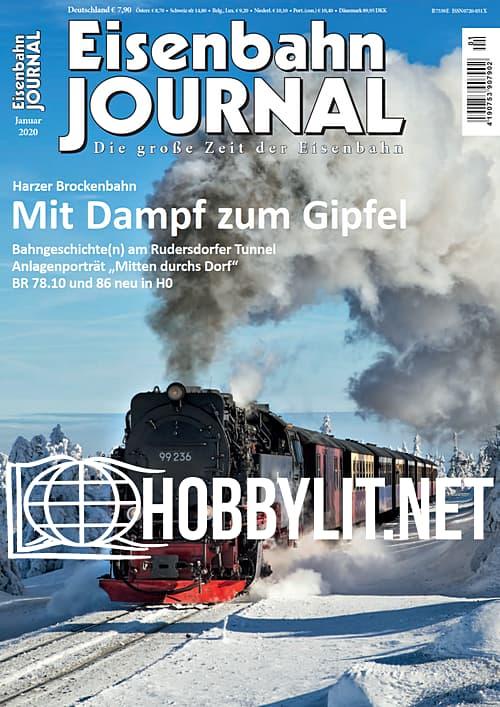 Eisenbahn Journal - Januar 2020