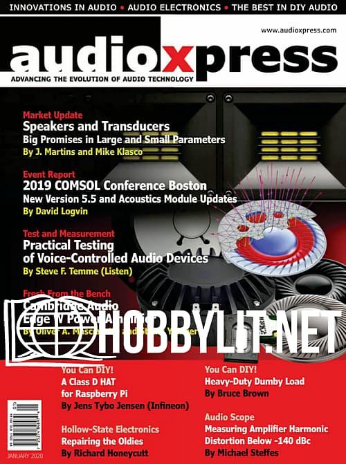 audioXpress - January 2020