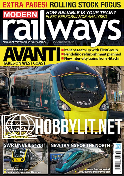 Modern Railways - January 2020