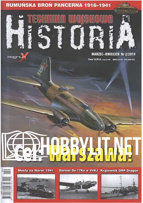 Technika Wojskowa Historia 2019-02