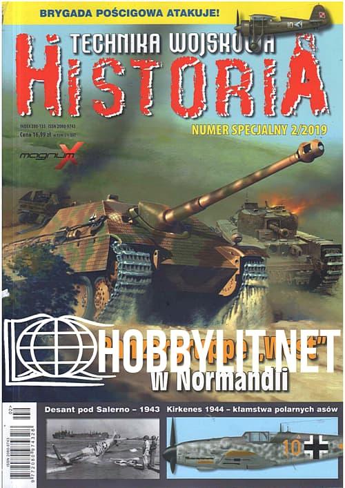 Technika Wojskowa Historia Numer Specjalny 2019-02