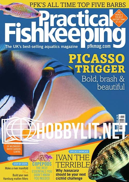 Practical Fishkeeping - January 2020