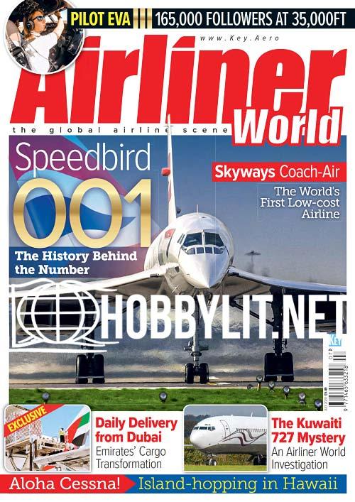 Airliner World - July 2020