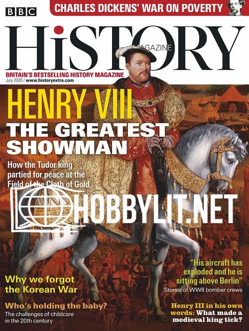 History Magazine - July 2020