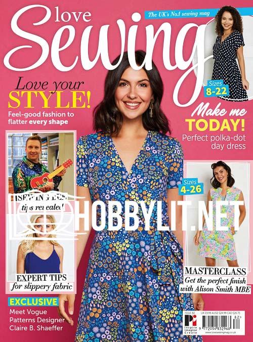 Love Sewing - June 2020