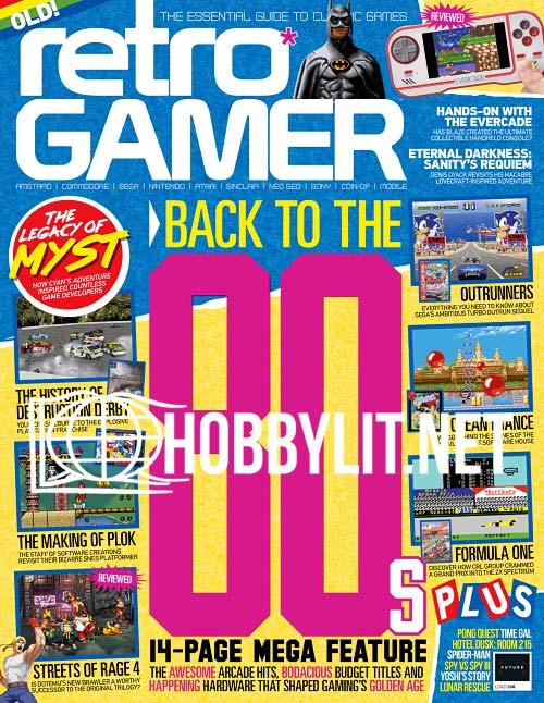 Retro Gamer Issue 208
