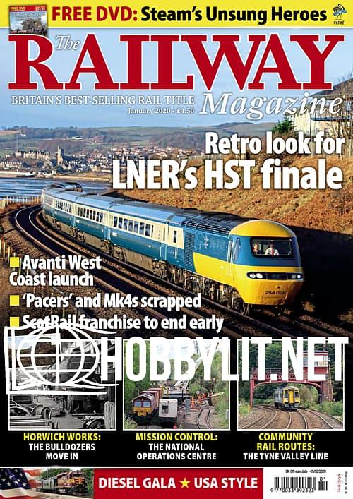 The Railway Magazine - January 2020
