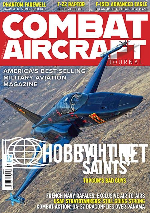 Combat Aircraft Journal - February 2020