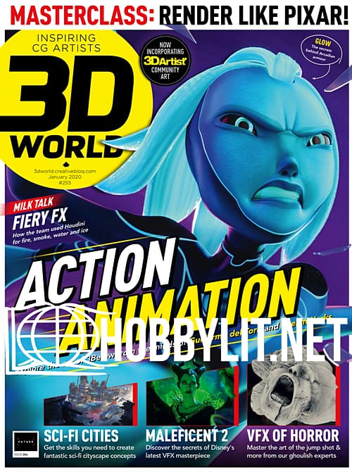 3D World - January 2020