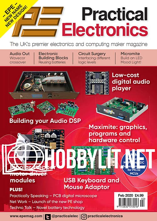 Practical Electronics - February 2020