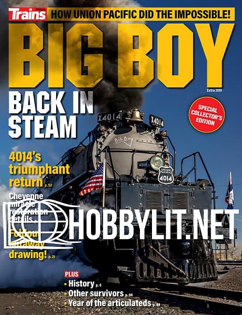 Trains Magazine Special - Big Boy Back in Steam