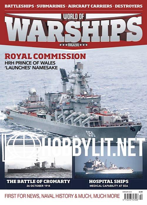World Of Warships Magazine - February 2020