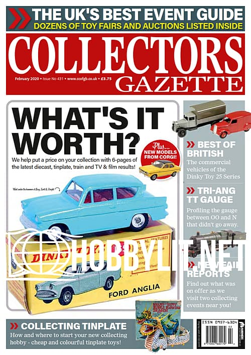 Collectors Gazette - February 2020