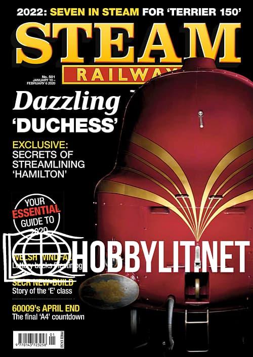 Steam Railway - 10 January 2020