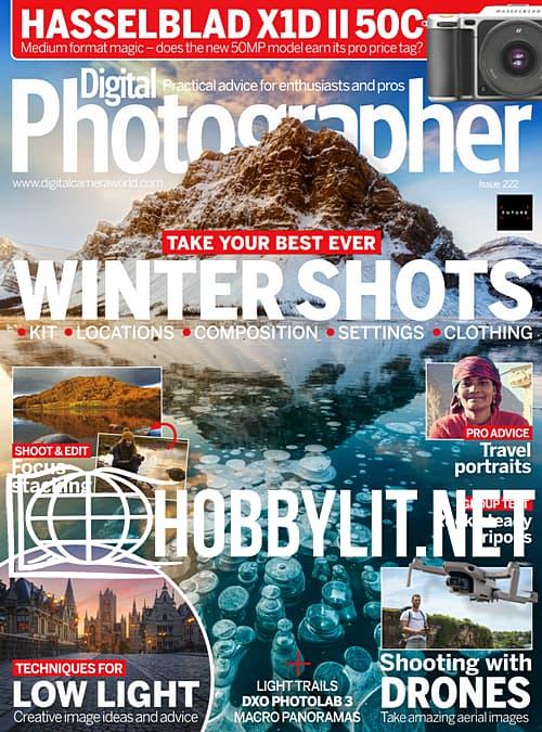 Digital Photographer Issue 222