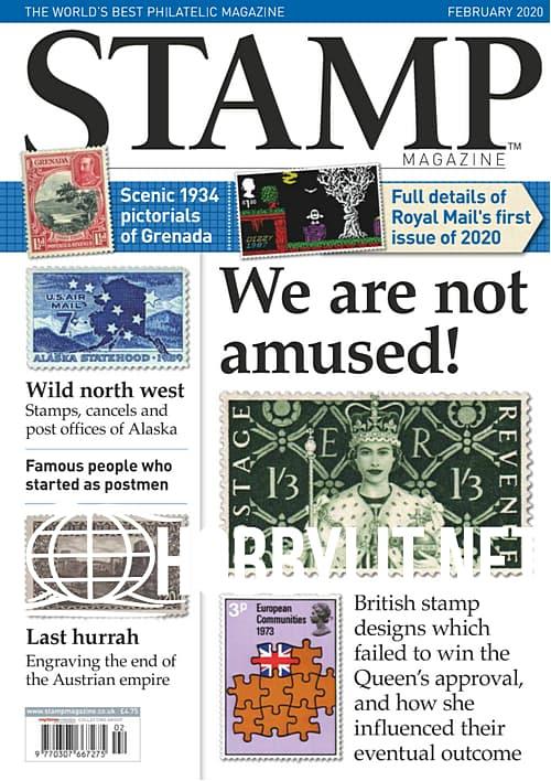 Stamp Magazine - February 2020