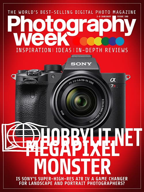 Photography Week - 2-8 January 2020