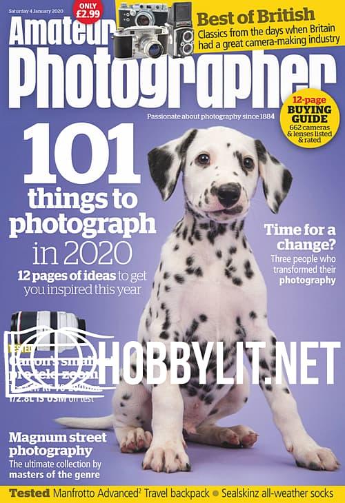 Amateur Photographer - 04 January 2020