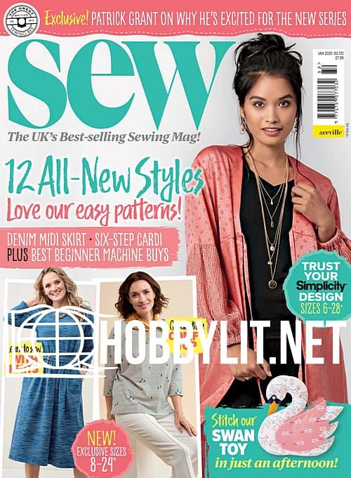 Sew - January 2020