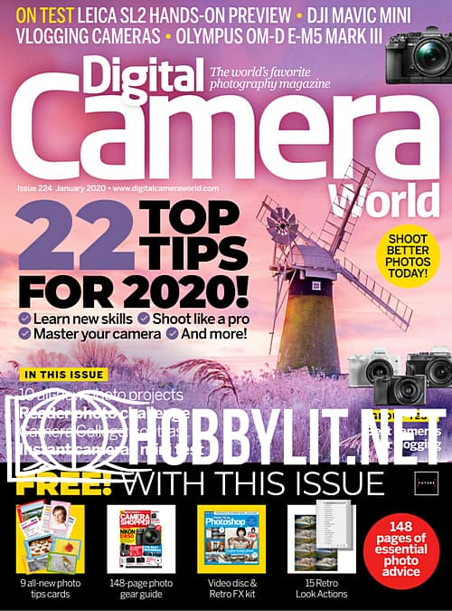 Digital Camera World - January 2020