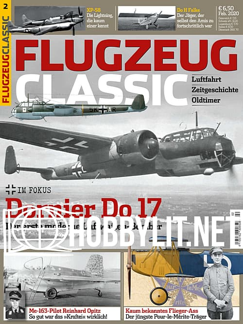 Flugzeug Classic 2020-02