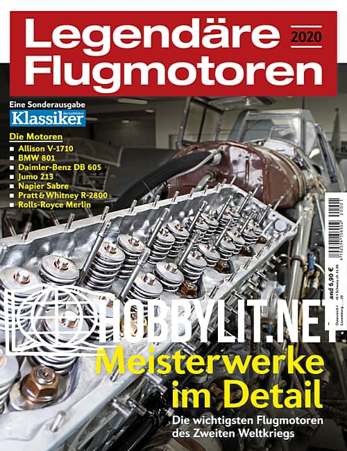 Legendare Flugmotoren 2020
