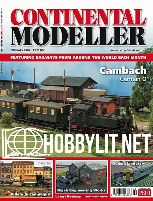 Continental Modeller - February 2020