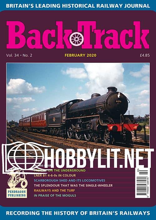 Back Track - February 2020