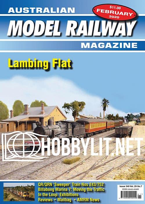 Australian Model Railway Magazine - February 2020