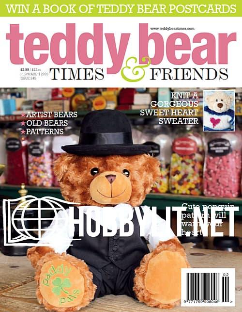Teddy Bear Times - February-March 2020