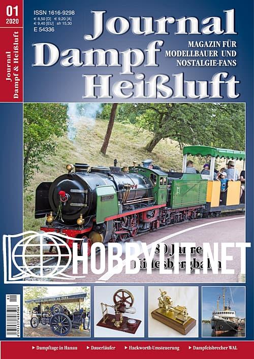 Journal Dampf & Heißluft 2020-01