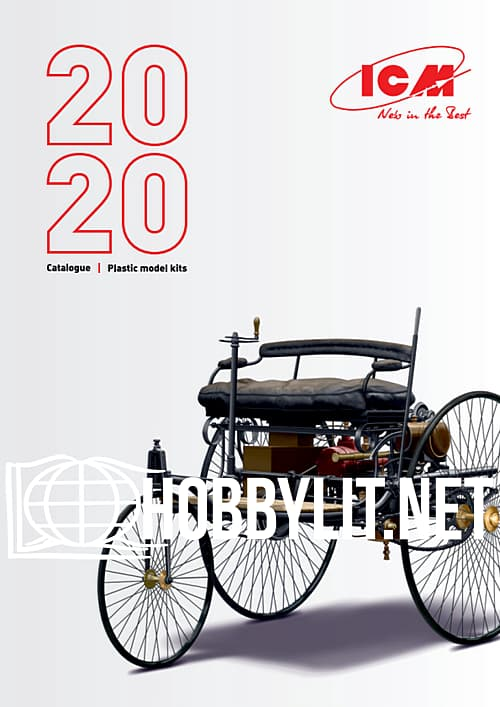 ICM Catalogue 2020
