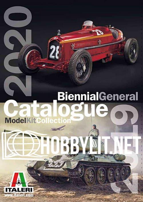Italeri Catalogue 2019-2020