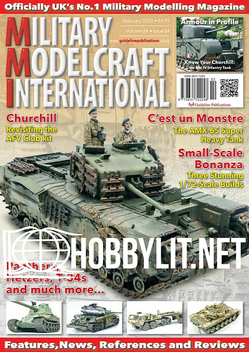 Military Modelcraft International - February 2020