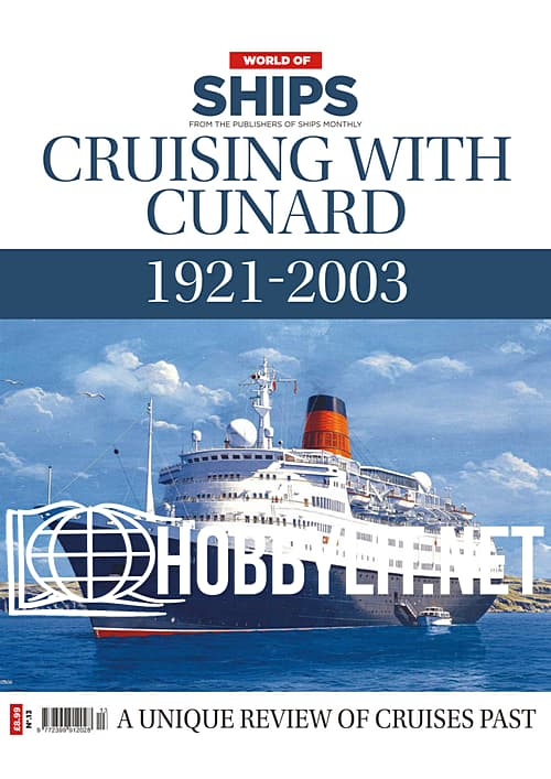 World Of Ships - Cruising With Cunard 1921-2003