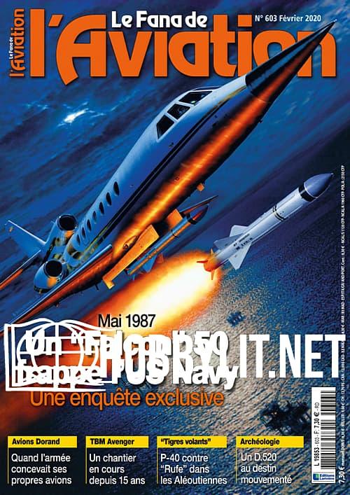 Le Fana de l'Aviation - Février 2020