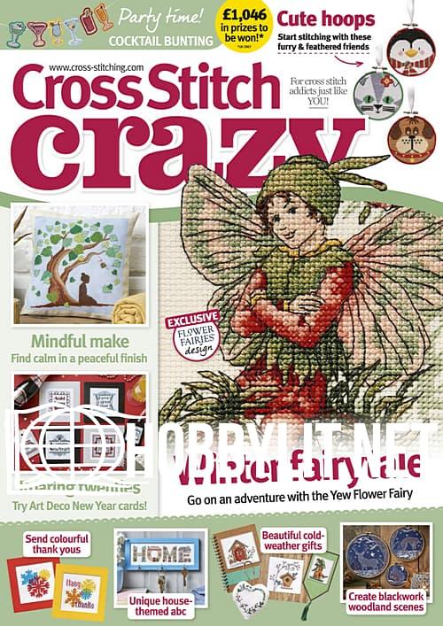 Cross Stitch Crazy - January 2020