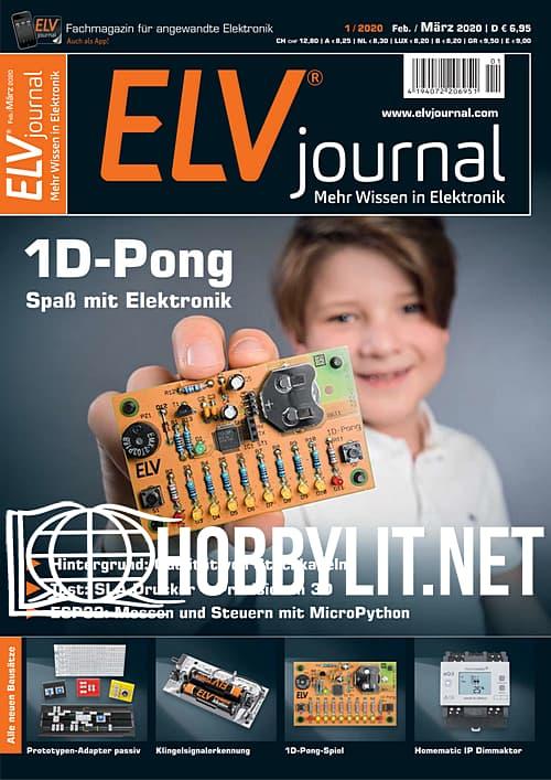 ELV Journal 2020-01