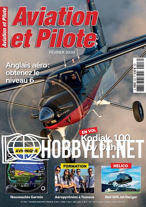 Aviation et Pilote - Février 2020
