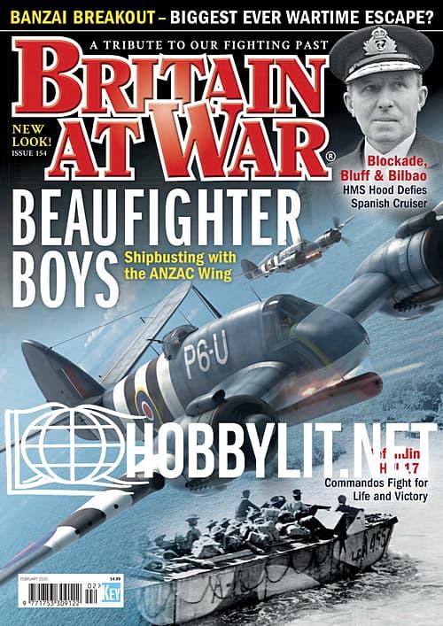 Britain at War - February 2020