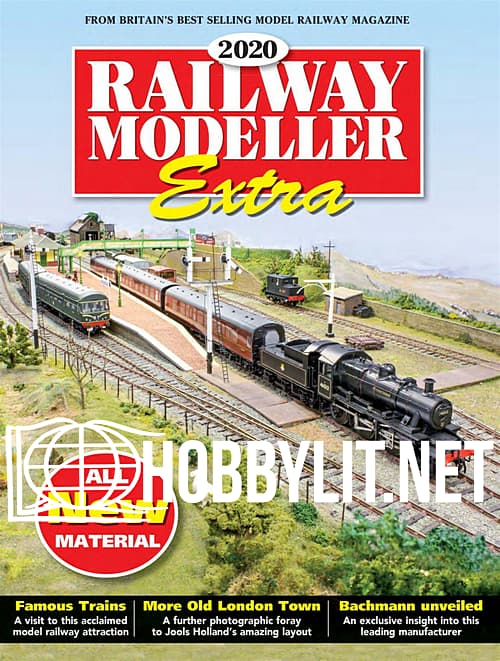 Railway Modeller Extra 2020