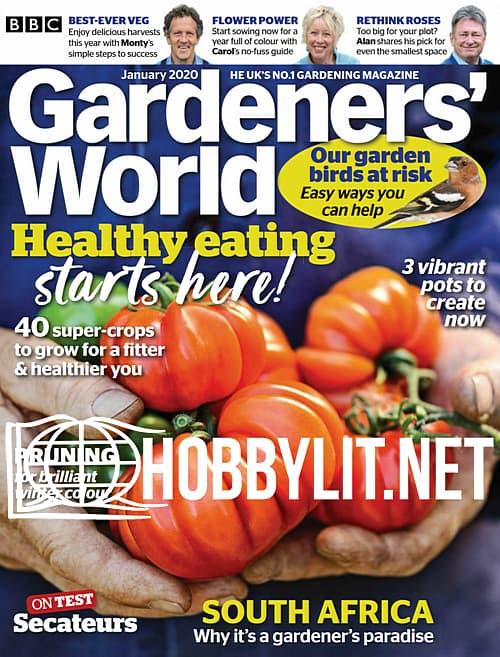 Gardeners' World - Janauary 2020