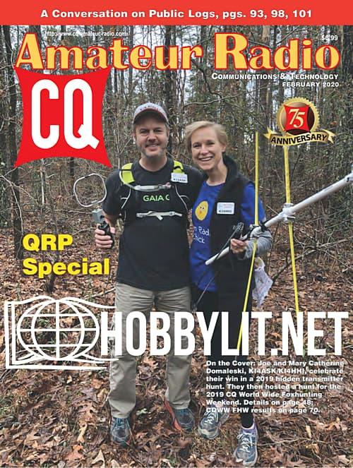 CQ Amateur Radio - February 2020