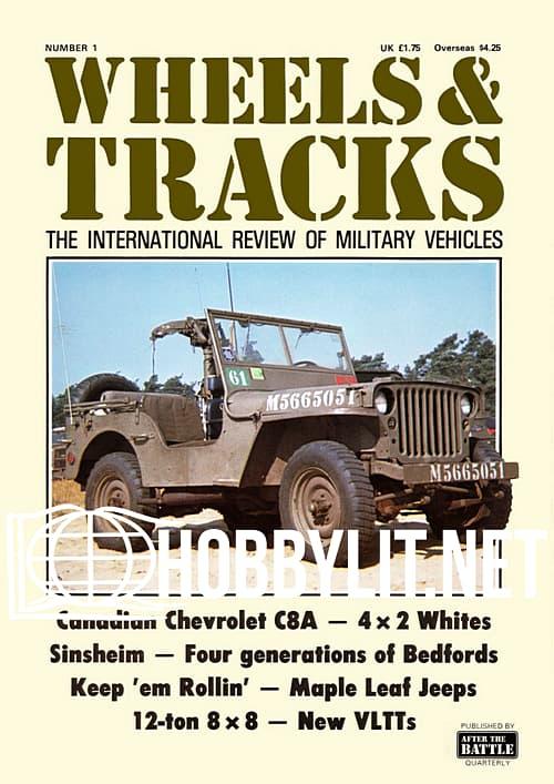 Wheels & Tracks Number 1