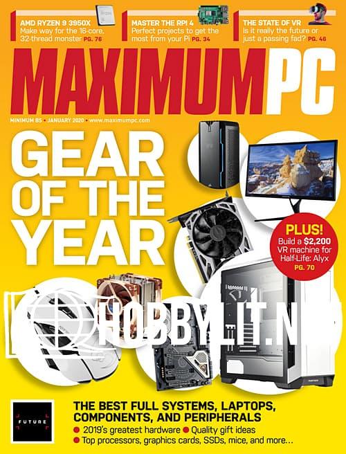 Maximum PC - January 2020