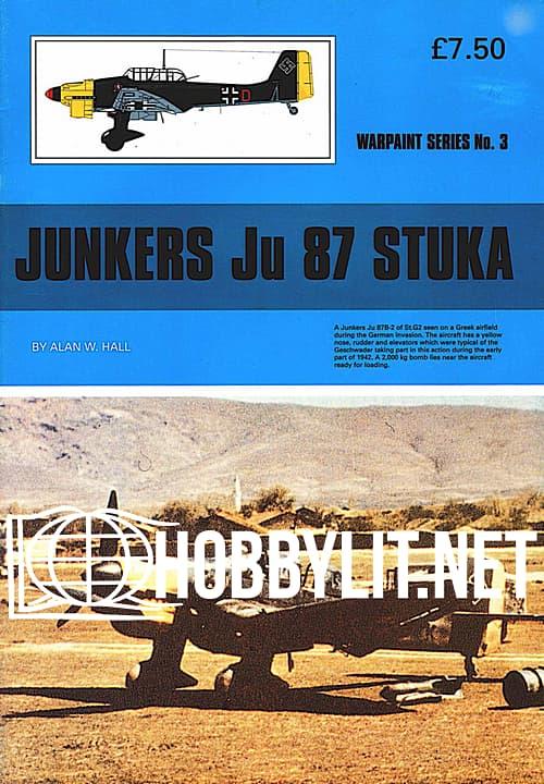 Warpaint Series 3 - Junkers Ju 87 Stuka