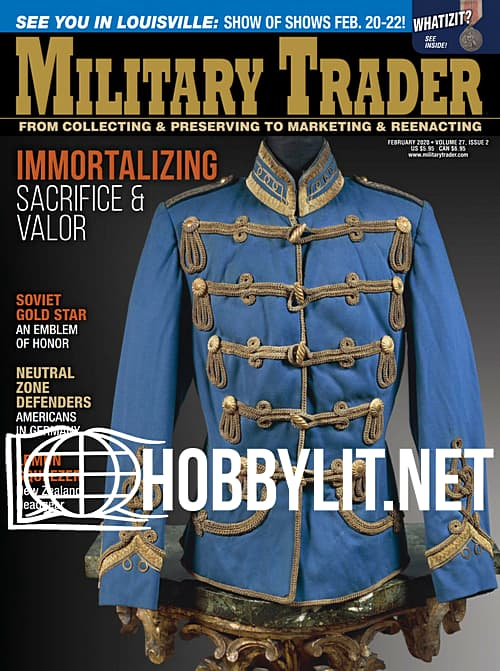 Military Trader – February 2020