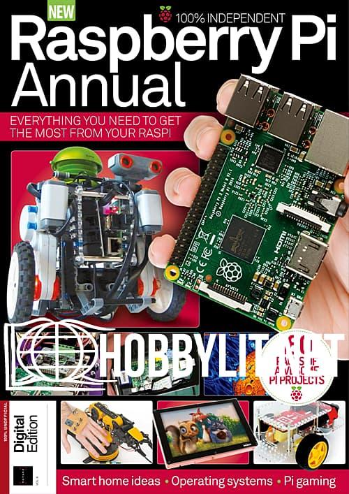 Raspberry Pi Annual Volume 6