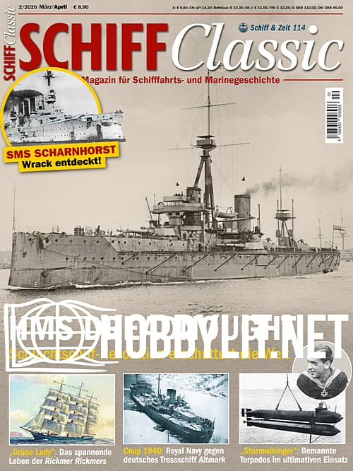 Schiff Classic – März/April 2020